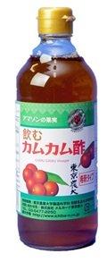 飲むカムカム酢 500ml 3本セット ビタミンCはレモンの60倍東京農大ブランドの飲むカムカム酢で風邪知らず