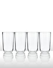 4 Marcel Wanders Hi Ball Glasses