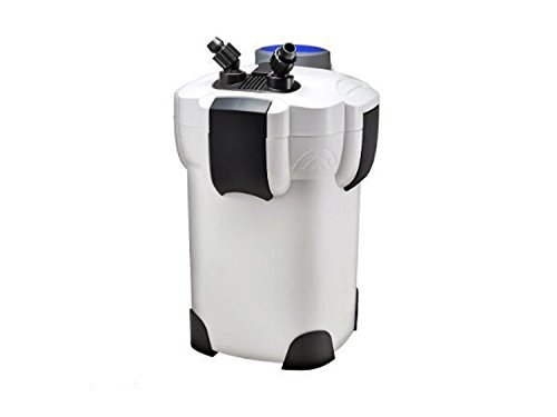 SunSun HW-302 3-Stage External Canister Filter, 264 GPH (Canister Aquarium Filters compare prices)