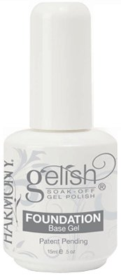 Harmony Gelish Foundation / Base Gel front-422323