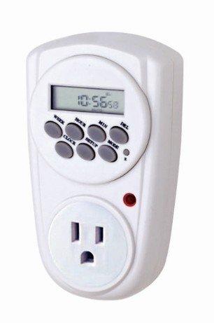Electronic Timer Plug