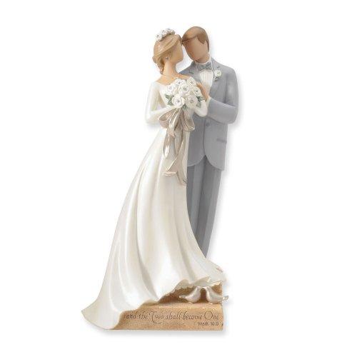 Enesco Legacy Of Love Wedding Collection Couple Figurine