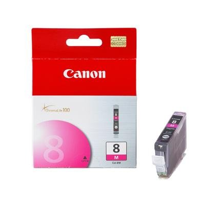 Canon CLI-8M Ink Tank (Magenta): CLI-8M (CLI-8M) [Office Product]