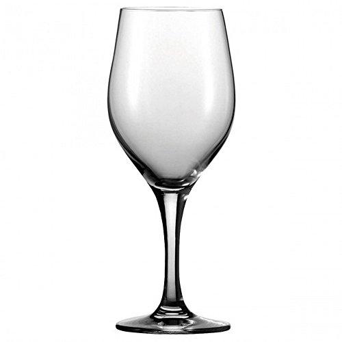 Guy Degrenne 184577 Lot de 6 Verres à Vin Blanc 25 cl Montmartre