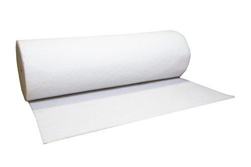 200g/m² Polstervlies – Polsterwatte – 150cm breit / 30lfm