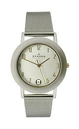 Skagen Classic Steel Mesh Men's watch #CORP16LSGS