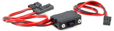 HiTec RCD 57215S Hitec and JR Switch Harness
