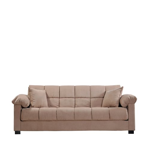 Handy Living Cac4 S1 Aaa85 050 Room Convert A Couch Microfiber