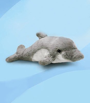 Botany the Dolphin Sea Creature 7.5 in by Russ Berrie - Buy Botany the Dolphin Sea Creature 7.5 in by Russ Berrie - Purchase Botany the Dolphin Sea Creature 7.5 in by Russ Berrie (Russ Berrie, Toys & Games,Categories,Stuffed Animals & Toys,Animals)