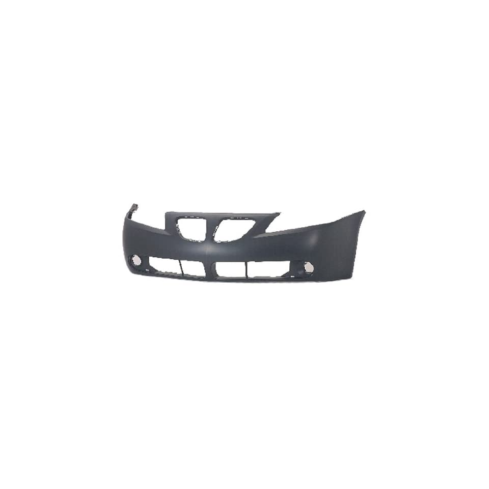 OE Replacement Pontiac G6 Front Bumper Cover (Partslink Number GM1000731)