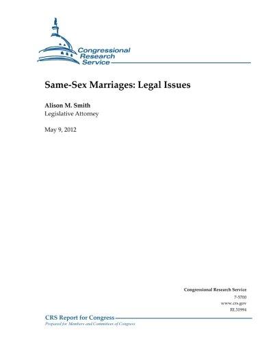 Same-sex marriage - Wikipedia
