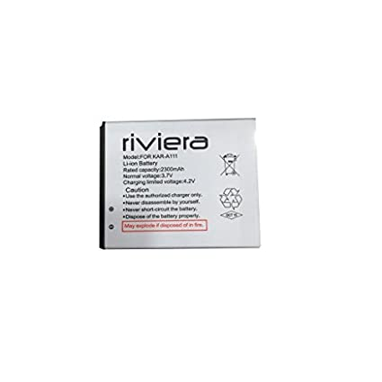 Riviera-2300mAh-Battery-(For-Karbonn-A111)