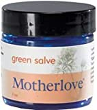 Motherlove Green Salve -- 1 oz