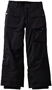Marmot Boy's Mantra Insulated Pant, Black, X-Small