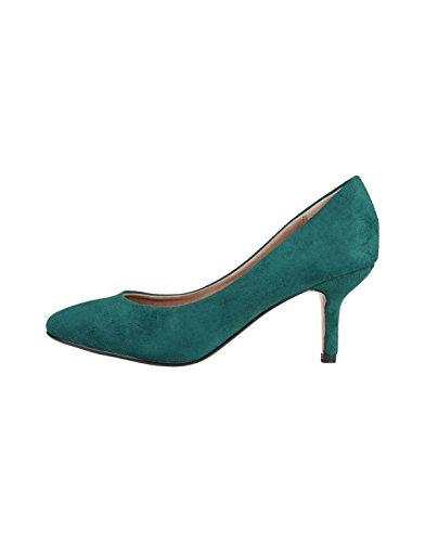 Ana Lublin Linnea, Scarpe col tacco donna verde Size: EU 39