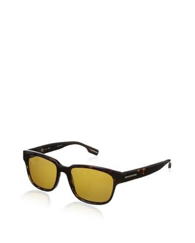 Hugo Boss Men's BOSS0406U/P Sunglasses, Dark Havana