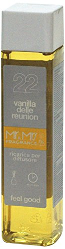 Mr&Mrs easy fragrance 022 Indian Ocean vanilla delle reunion 詰め替えボトル300ml