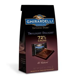 Ghirardelli Chocolate Intense Dark 72% Cacao