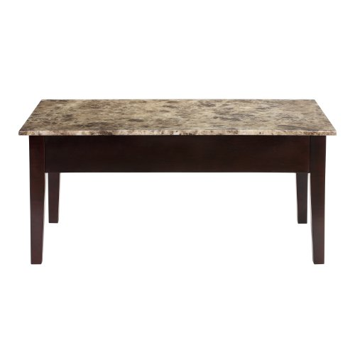 Dorel Living Faux Marble Lift Top Coffee Table Furniture Tables Accent Tables Tables