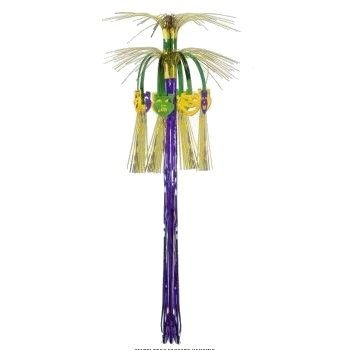 "Mardi Gras 36"" Hanging Cascade Decoration"