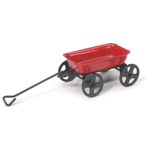 Timeless Miniatures-Metal Wagon - 1