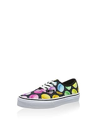 Vans Zapatillas Authentic (Negro / Multicolor)