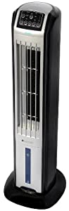 NewAir AF-310 Electric Tower Fan with Evaporative Cooling