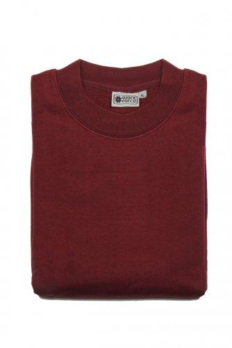 Mens Workforce Megaweight Sweatshirt In Wine - XXX-Large - Wine