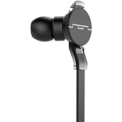 Sol Republic 1102-61 AMPS In-Ear Headphones with 1-Button Remote and Microphone