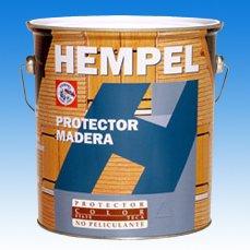 HEMPEL'S LASUR MADERA COLOR CASTA�O 0,75 L.