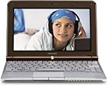 Toshiba Mini NB305-N410BN 10 1-Inch Java Brown Netbook - 11 Hours of Battery Life