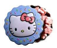 Hello Kitty Sweet Cupcakes Candy Color al azar lata