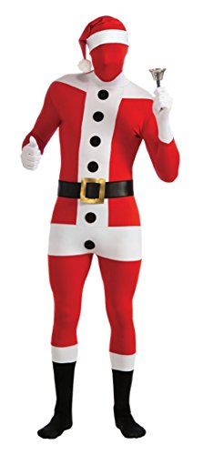 Santa Claus Christmas 2nd Skin Suit Costume