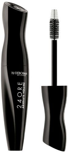 Deborah Milano Mascara, 24 Ore, Absolute Volume, Nero