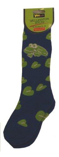 Yeominis Frog Wellington Socks Size 58