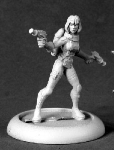 Chronoscope: Dee Dee, Astro Girl