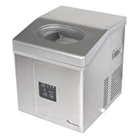 Ewave Countertop Ice Maker : ice maker
