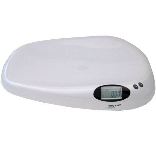 Adam Equipment MXB 20 Baby Scale With 44lb/20kg Capacity And 0.01lb/10g Readability