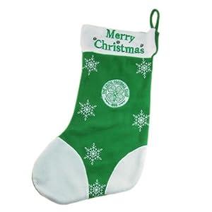 Celtic FC. Flashing Christmas Stocking