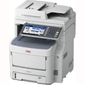 Okidata 62439401 / Mc770 Led Multifunction Printer / Mc770 Mfp Clr P/S/C/F Dup Usb Enet 1200X600 2Gb 37/35Ppm 120V