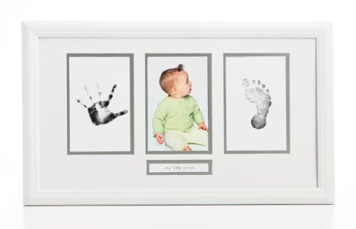 Pear Head Pear Head Pearhead Babyprints Photo Frame