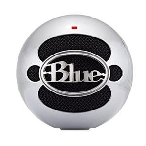 Blue Microphones Snowballaluminum Snowball Usb Mic Aluminum (Snowballaluminum)