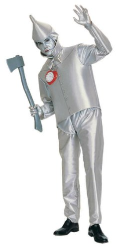 Wiz Of Oz Tin Man Adult Costume Adult Mens Costume