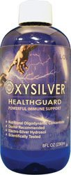 Oxysilver 8 fl oz Liquid
