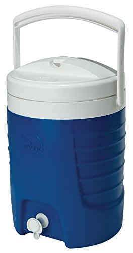 Igloo Sport Beverage Cooler (Majestic Blue, 2-Gallon) (Drink Cooler Gallon compare prices)