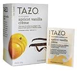 Tazo Apricot Vanilla Creme White Tea - 20 Tea Bags