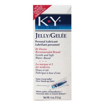 Consumer Concepts Inc. K-Y Jelly 4Oz. Tube(Pack Of 1) front-241315
