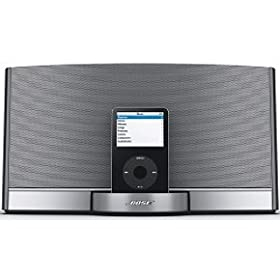 Bose® SoundDock® Portable digital music system – Gloss Black