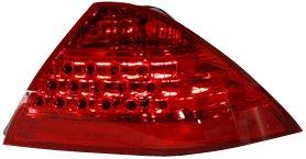 For Chevy Silverado 1500 2007-2012 CG Chrome LED 3rd Brake Light