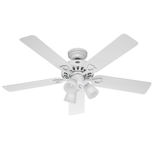 replacement globes for ceiling fans hunter 22434 sontera three light 52 inch five blade ceiling. Black Bedroom Furniture Sets. Home Design Ideas